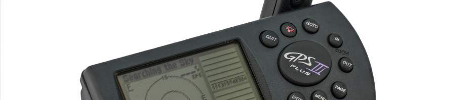 Garmin III Plus GPS receiver (Source: Wikimedia Commons)