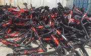 Uber e-scooters recycled after six months as they reach 'end of life' | RNZ News