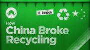 How China Broke the World's Recycling - YouTube