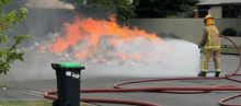 Christchurch's burning issue: Battery-sparked fires in waste CCC Newsline